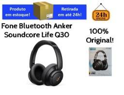 Título do anúncio: Fone Bluetooth Anker Soundcore Life Q30 (caixa lacrada)