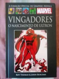Graphic Novels Marvel Cada!