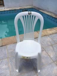 Cadeira plástico sem braço