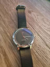 Relógio Tommy Hilfiger Prata/Preto