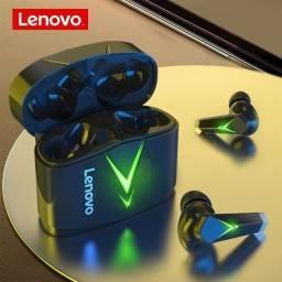 Lenovo LP6 Gaming - Fone sem fio (Lacrado + brinde)