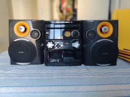 Título do anúncio: Som mini system - Philips FW-C505