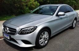Título do anúncio: Mercedes Benz C200 Eq Boost Híbrido 9500kms rodados Na garantia