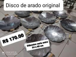 Título do anúncio: DISCO DE ARADO ORIGINAL