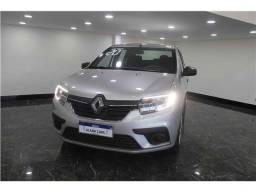 Título do anúncio: Renault Logan 2020 1.6 16v sce flex expression manual
