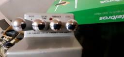 Pedal Delay Marshall grátis pedal para controlar o tempo