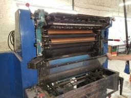 Máquina Offset Harris Monocolor - formato 44x65cm