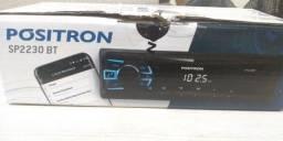 Rádio POSITRON C/Bluetooth,Mp3/Usb