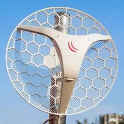 Antena Internet Mikrotik Lhg Xl 24.5 Dbi
