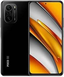 Celular Xiaomi Poco F3 5G - 6gb de RAM e 128gb novo