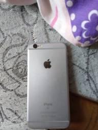 Título do anúncio: iPhone 6s 32gb praticamente novo