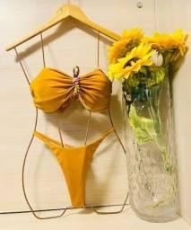 Título do anúncio: Biquíni Fita Tomara que Caia Tendência Verão Moda Praia