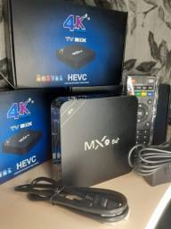 Tv box mx9 (de 128gigas)