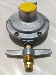 Regulador para Botijão de Gás - Marca Aliança
