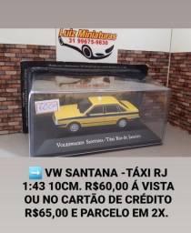 Miniatura  Santana táxi