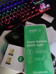 Moto G8 POWER novo com NOTA FISCAL