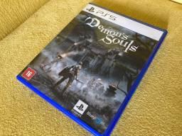 Jogo PlayStation 5 Demons Souls impecável