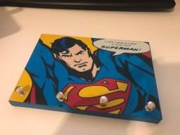 Porta Chaves do Superman / Diversos modelos