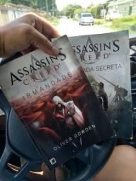 Título do anúncio: Assassins Creed livros