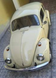 Fusca bege ano 1974