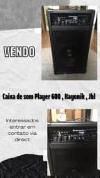 Caixa de Som Player 600,Hayonik,Jbl
