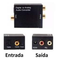 Conversor de Áudio Óptico Digital