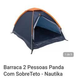 Barraca Panda 2 lugares