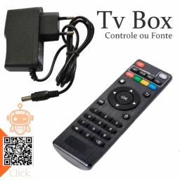 Controle de Tv Box / Fonte da Tv box, Mx9 ou MxQ, entregamos