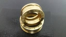 Título do anúncio: Alianças de ouro 18k BVLGARI