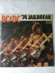 Lp ac/dc 74 jailbreak 1984