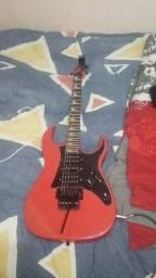 Guitarra Memphis mg330 top