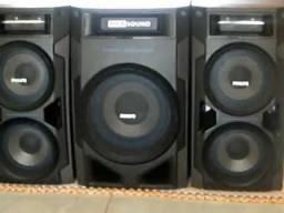 Caixas Acústica Philips Max Sound