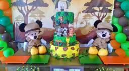 Mickey safári