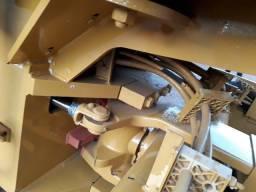 Rolo compactador caterpillar cs 423 9t ano 2013 com 690 horas