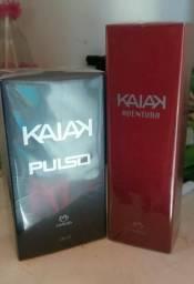Perfumes kaiak promoção