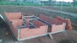 Ágio de um Lote com uma construção já iniciada