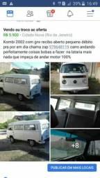 Kombi com recibo - 2002