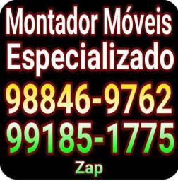 Montador de moveis Especializado