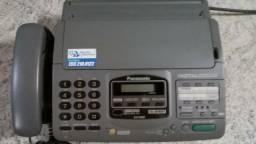 Fax com Secretária eletrônica Panasonic
