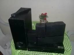 Vendo dvd home theater