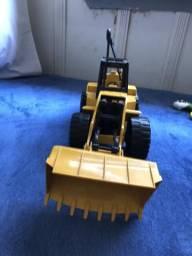 Brinquedo carregador de areia Still Trator Pá