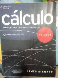 Cálculo volume 1 James Stewart