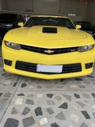 Camaro ss amarelo 2014 - 2014