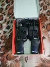 Rádios transmissores Baofeng