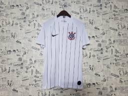 Camisa Corinthian home Branca 2019 2020