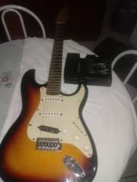 Vendo uma guitarra trigger e uma pedaleira Digitech Rp 90