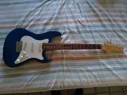 Guitarra Stratocaster Egs-216 Azul Strinberg