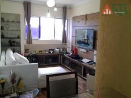 Apartamento com 2 dormitórios à venda, 53 m² por R$ 195.000 - Várzea - Recife/PE