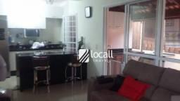 Casa com 2 dormitórios à venda, 75 m² por R$ 400.000 - Jardim Vista Alegre - São José do R