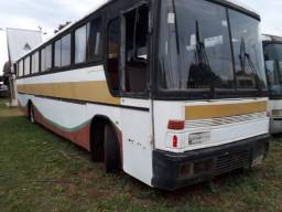 Ônibus volvo B58 Ano 85